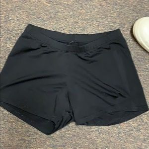 Pants - Tight spanx exercise shorts